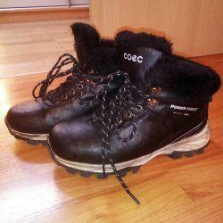 Επείγουσες χειμερινές μπότες