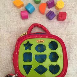 K'S Διάταξη παιδιών Patrick - εκπαιδευτικό παιχνίδι