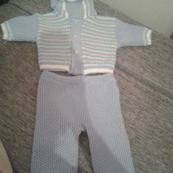 Suit for 0-1 month
