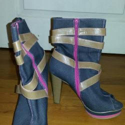 Ankle Boots 38