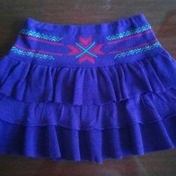 Skirt for a girl p.38-40