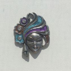 Венецианская маска (Италия). Обмен.