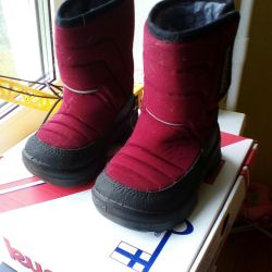 Boots kuoma 22 size excellent condition
