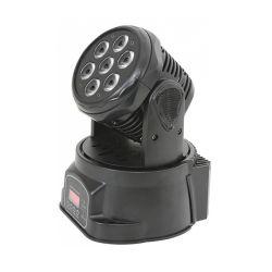 QTX hafif MW-7 Mini Quad LED Hareketli kafa 150.449UK