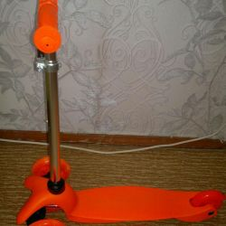 Scooter new + 2