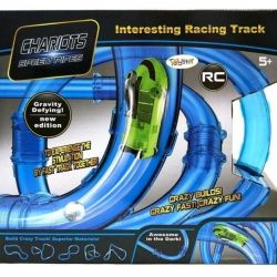 Radio-controlled autotrack of 37 elements, new