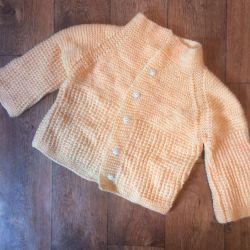 Yeni bebek ceket