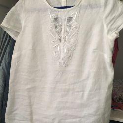 λινό μπλούζα p.4-48, σεντόνια p.50-52