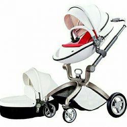 Baby stroller 2 in 1 Hot Mom