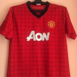 Manchester Club Sport T-shirt. Size L