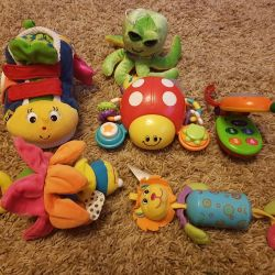 Children's toys package