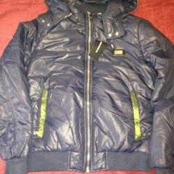Demi-sezon ceketi yeni