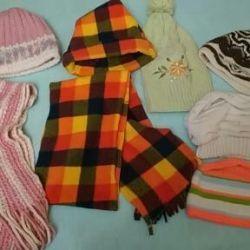 Șapcă eșarfe