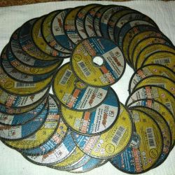 Kesme diskleri 125 * 2 ACİL