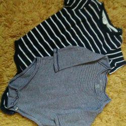 Боди Gloria jeans 68 и HM 80