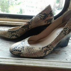Kama ayakkabı 8cm