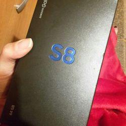 ΝΕΟ Samsung GALAXY S8 64GB (SM-G950U1)