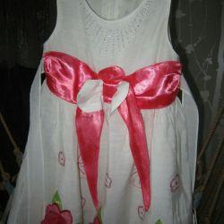 Платья нарядные и в садик