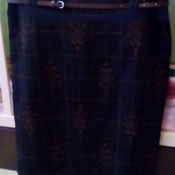 Skirt pencil 48-50 p, did not fit the size