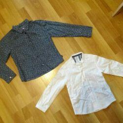 Сорочки filou & friends дівчинці 128см, Zara хлопчик