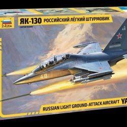 Model Rus hafif saldırı uçağı Yak-130
