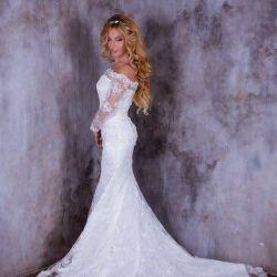 Свадебное платье (новое!!!)