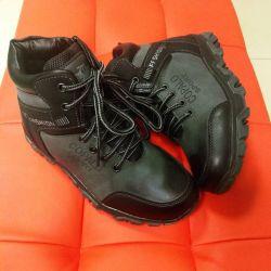 Новые ботинки с мехом 📏32-37