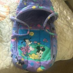 Bag baby carrier