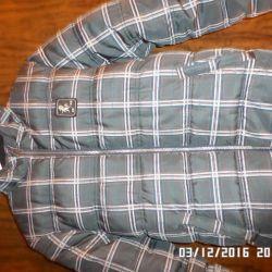Jacheta pentru băiat primăvara de toamnă