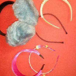 Headbands package