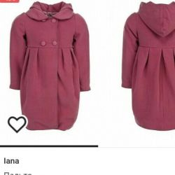 Little girl's coat