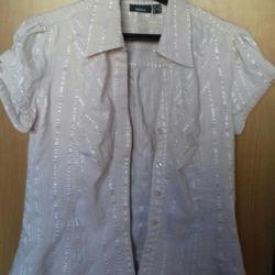 46 μπλούζα μεγέθους