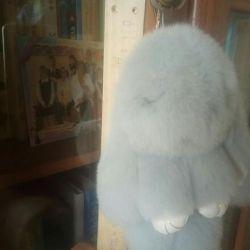 Anahtarlık tavşan