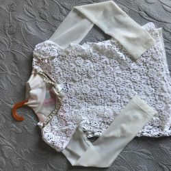 Blouse for a girl of 10 years