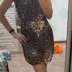 Καλοκαιρινό φόρεμα σιφόν