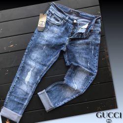 Τζιν παντελόνι Gucci νέο. Σκούρο μπλε