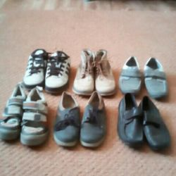Shoes package 6 pairs