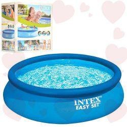 Inflatable pool Set Pool Intex
