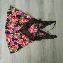 Babydoll Victoria's Secrets chemise peignoir