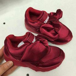 Παπούτσια για παιδιά για κορίτσια