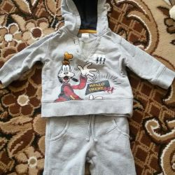 Tracksuit for boys