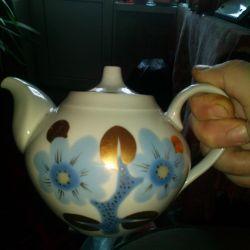Çaydanlık, üzüm