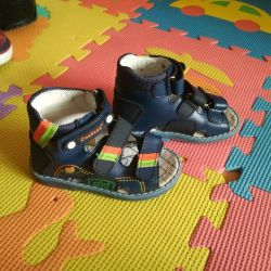 Sandals for the boy