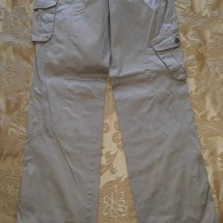 Pants in military style 46-48