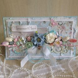 Handmade cards for women