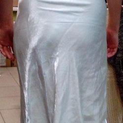 Wedding dress (evening dress)