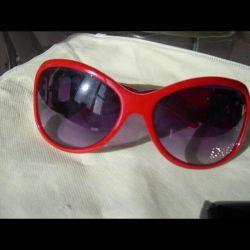 Sunglasses red DG Italia