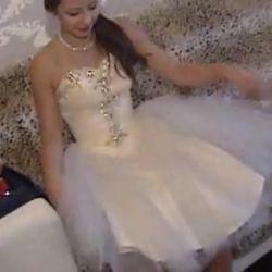 Princess κορσέ φόρεμα 👸 🎄