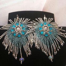 Preciosa Swarovski Bead Earrings