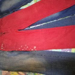 Jeans 46-48R.